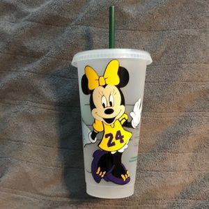 Starbucks Minnie Cold Cup
